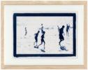 Andalucia - Cyanotypie - Fine Art Print von Thilo Nass