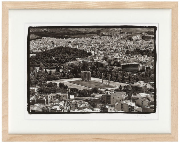 Athen - Kallitypie - Fine Art Print von Thilo Nass