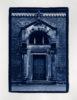 Friedhof Engesohde in Hannover - Cyanotypie von Thilo Nass