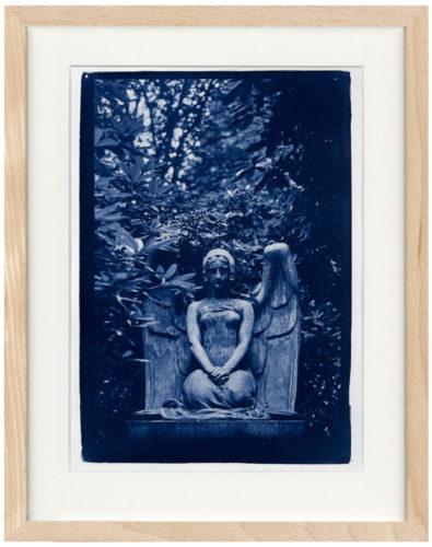 Friedhof Engesohde - Fine Art Print von Thilo Nass