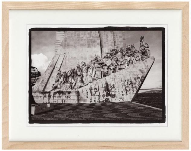 Padrão dos Descobrimentos Kallitypie - Fine Art Print von Thilo Nass
